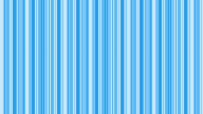 Blue Vertical Stripes Pattern Background
