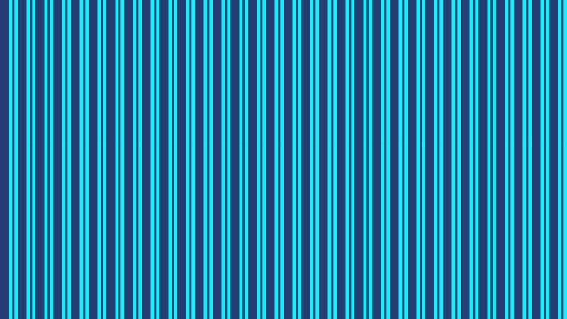 Blue Seamless Vertical Stripes Pattern