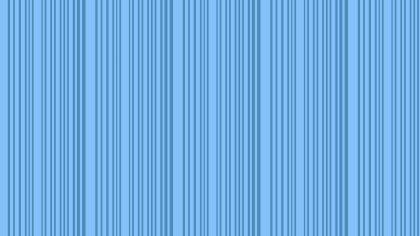 Blue Vertical Stripes Pattern Background Vector Illustration