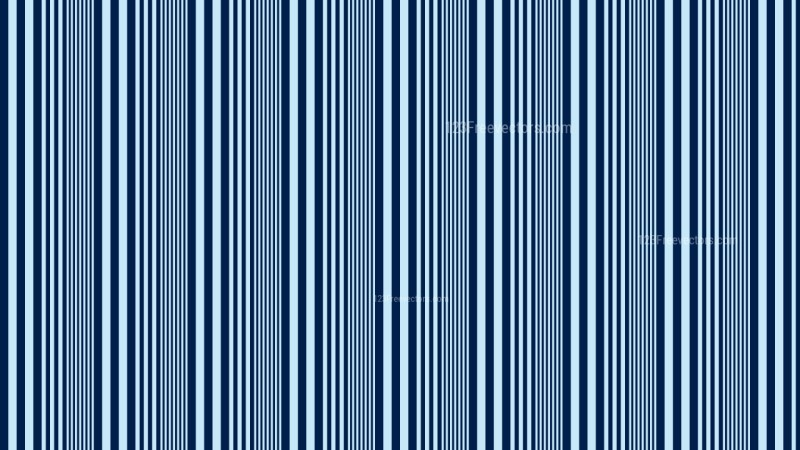 Blue Vertical Stripes Background Pattern Vector