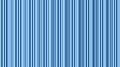 Blue Seamless Vertical Stripes Pattern Background Graphic