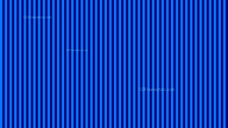 Royal Blue Vertical Stripes Pattern Background