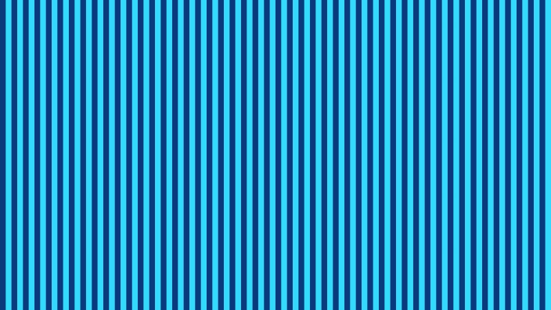 Blue Vertical Stripes Background Pattern