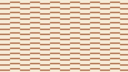 Brown Stripes Background Pattern