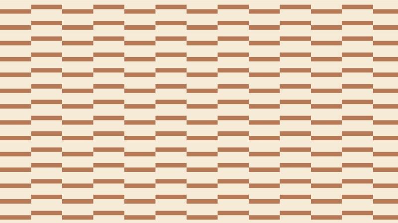 Brown Stripes Background Pattern