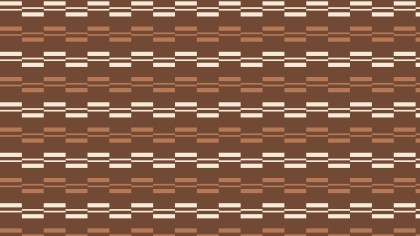 Brown Seamless Stripes Pattern