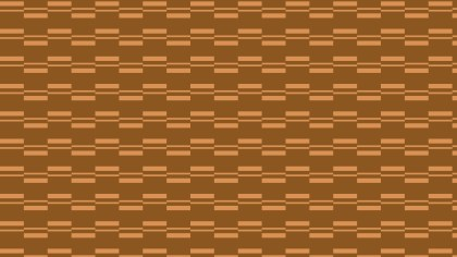 Brown Stripes Pattern Vector Graphic