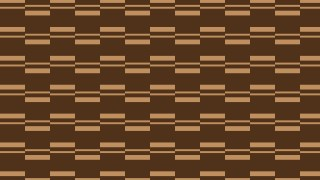 Dark Brown Seamless Stripes Pattern Vector Illustration