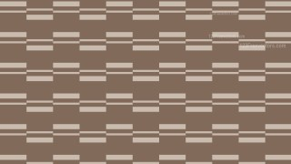 Brown Seamless Stripes Pattern Background Vector