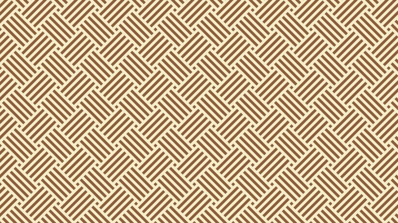 Brown Stripes Pattern