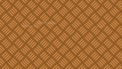 Brown Stripes Pattern Illustrator