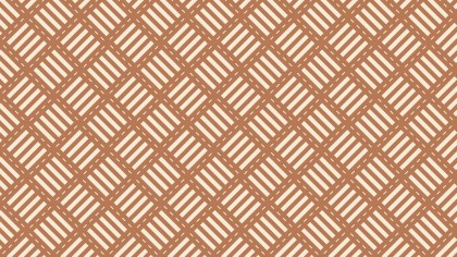 Brown Stripes Pattern Background Vector Illustration