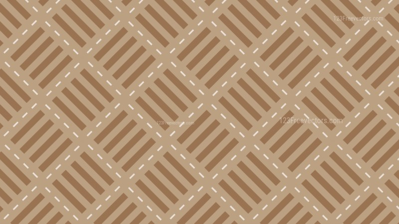 Brown Seamless Stripes Pattern Background Graphic