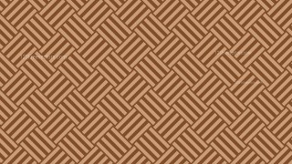Brown Seamless Striped Geometric Pattern Vector