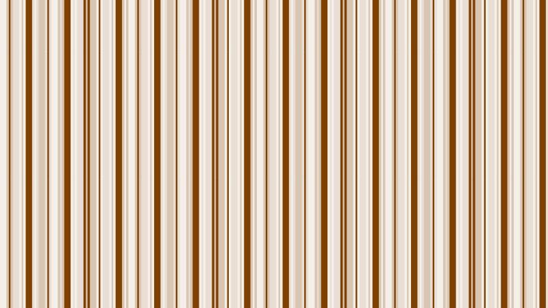 Brown Seamless Vertical Stripes Pattern