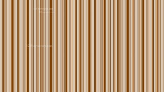 Brown Seamless Vertical Stripes Pattern Background