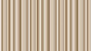 Brown Seamless Vertical Stripes Pattern Illustration