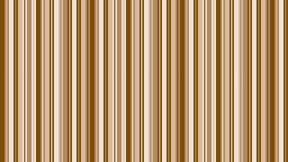 Brown Seamless Vertical Stripes Pattern Background Design