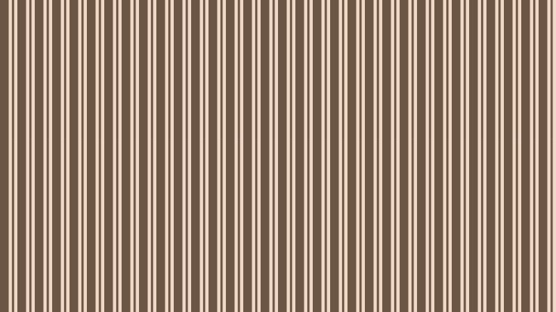 Brown Seamless Vertical Stripes Background Pattern Image
