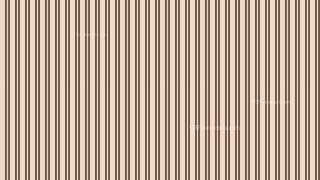 Brown Vertical Stripes Pattern