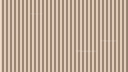 Brown Vertical Stripes Pattern