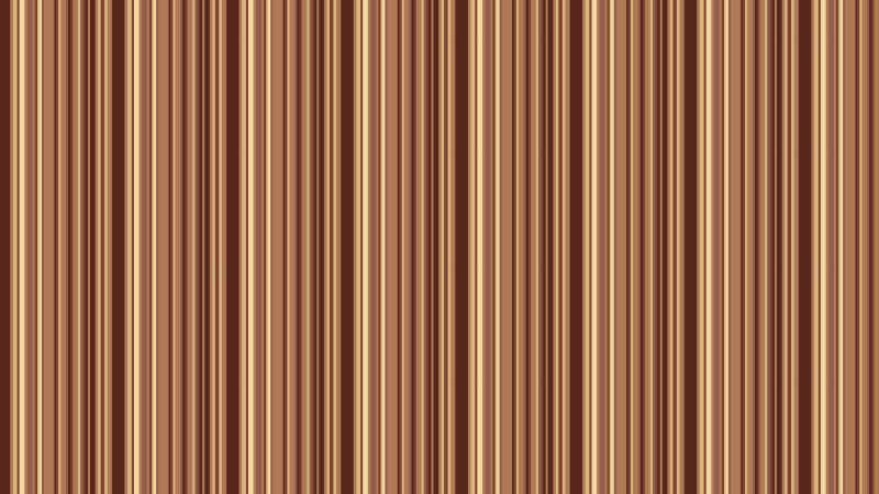 Brown Vertical Stripes Background Pattern
