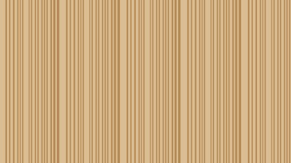 Brown Seamless Stripes Pattern Background
