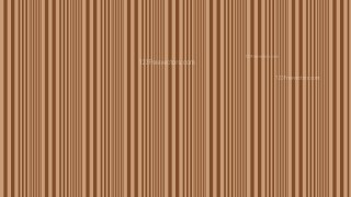 Brown Vertical Stripes Background Pattern Design