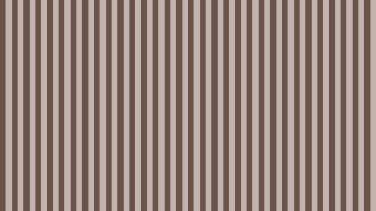 Brown Seamless Vertical Stripes Pattern Image