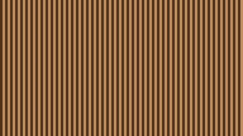Brown Vertical Stripes Pattern Background
