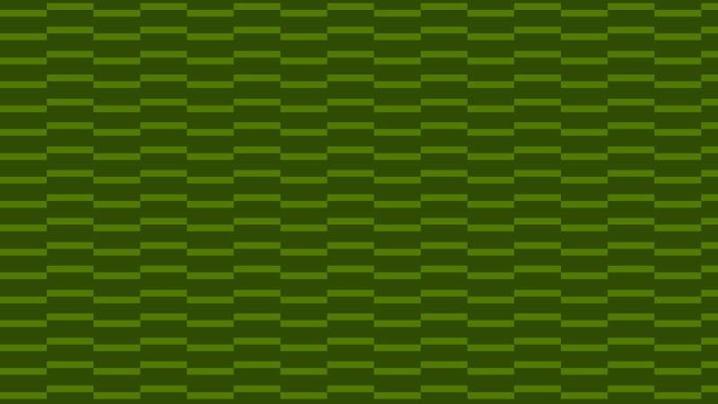 Dark Green Seamless Stripes Pattern Background