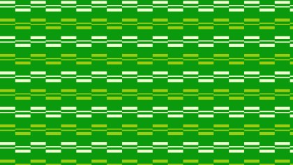 Green Stripes Background Pattern Vector