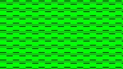 Neon Green Stripes Pattern