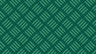 Dark Green Stripes Background Pattern