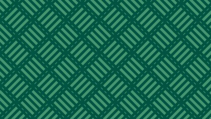 Dark Green Stripes Background Pattern