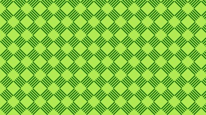 Green Seamless Stripes Pattern Background