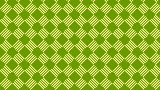 Green Stripes Pattern Graphic