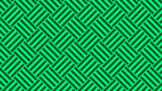 Emerald Green Seamless Stripes Background Pattern Vector Image