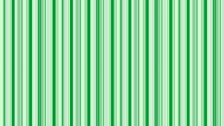 Green Seamless Vertical Stripes Pattern