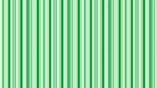 Green Seamless Vertical Stripes Pattern