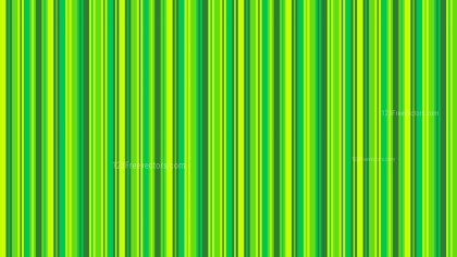 Green Vertical Stripes Pattern Design