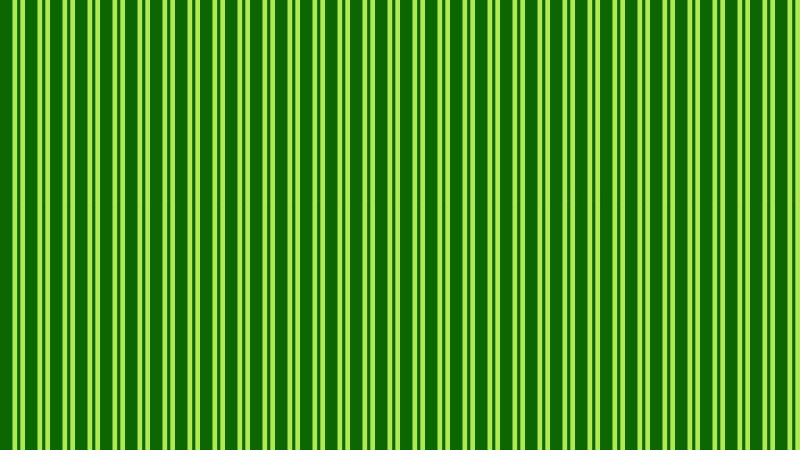 Green Vertical Stripes Background Pattern Vector Graphic