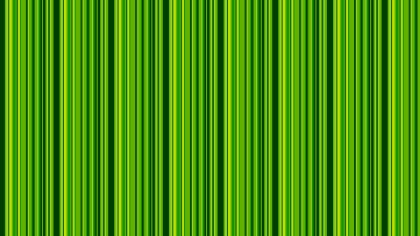 Green Seamless Vertical Stripes Background Pattern Vector Illustration