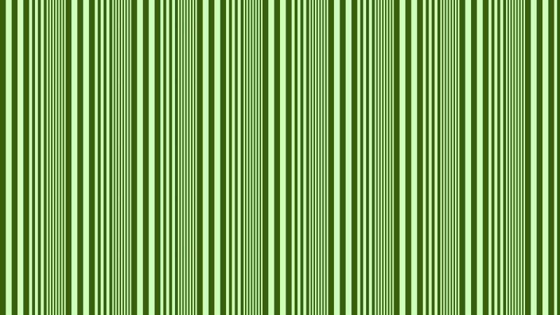Green Vertical Stripes Pattern Background
