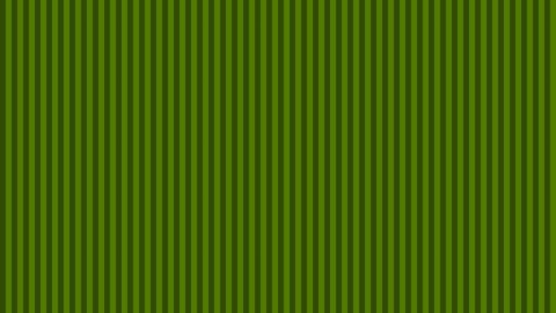 Dark Green Seamless Vertical Stripes Pattern Background