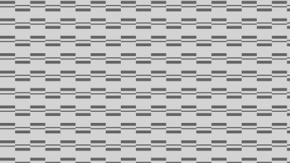 Grey Striped Geometric Pattern