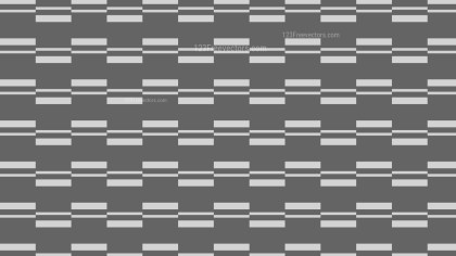 Dark Grey Geometric Stripes Pattern