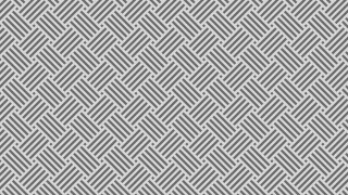 Grey Striped Geometric Pattern Design