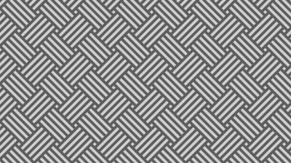 Grey Seamless Geometric Stripes Pattern Vector Image