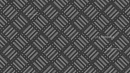 Dark Grey Seamless Stripes Background Pattern